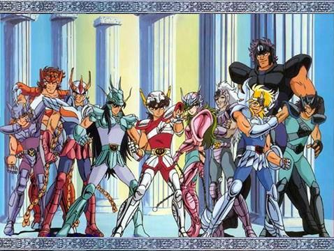 Los Caballeros del Zodiaco Saint Seiya [MEGAPOST] Parte II