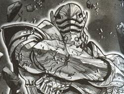 Gigantes o Gigas Gigas-LeukotesAnemos