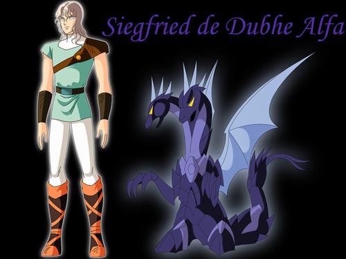 Sigfried de Dubhe Alfa GodRobe-Siegfried