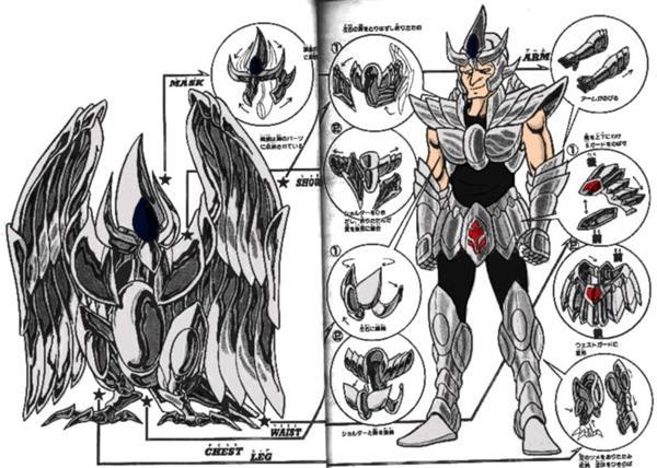 Caballero de Plata Jamian de Cuervo Jaxom-Cuervo