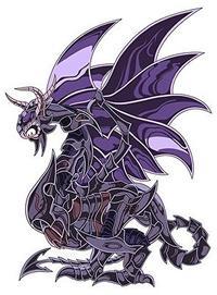 Un vampire et un dragon:  Une nouvelle rencontre du temple du Ciel Nov-Wyvern