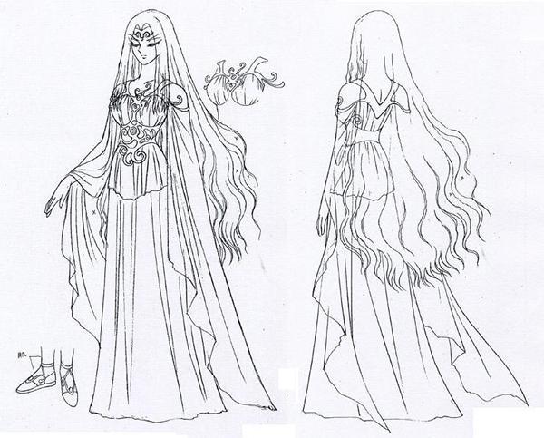 Imagenes de atenea para dibujar - Imagui