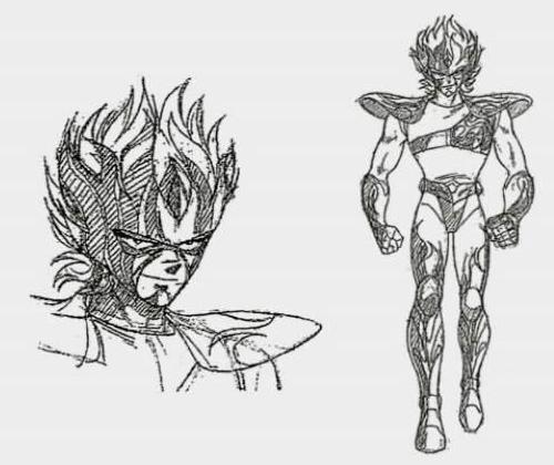 Caballero de la LLama - Arcángel Settei-Ennetsu1
