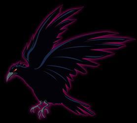 Caballero de Plata Jamian de Cuervo Trident-CorbeauJamian