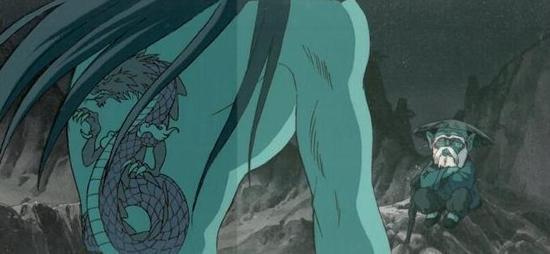 dragon japones tatuaje. Veamos ahora todos esos tigres y dragones que tenemos en Saint Seiya .